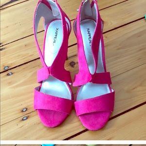 Xappeal pink high heels or pumps